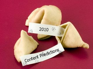 2010 Content Marketing Predictions