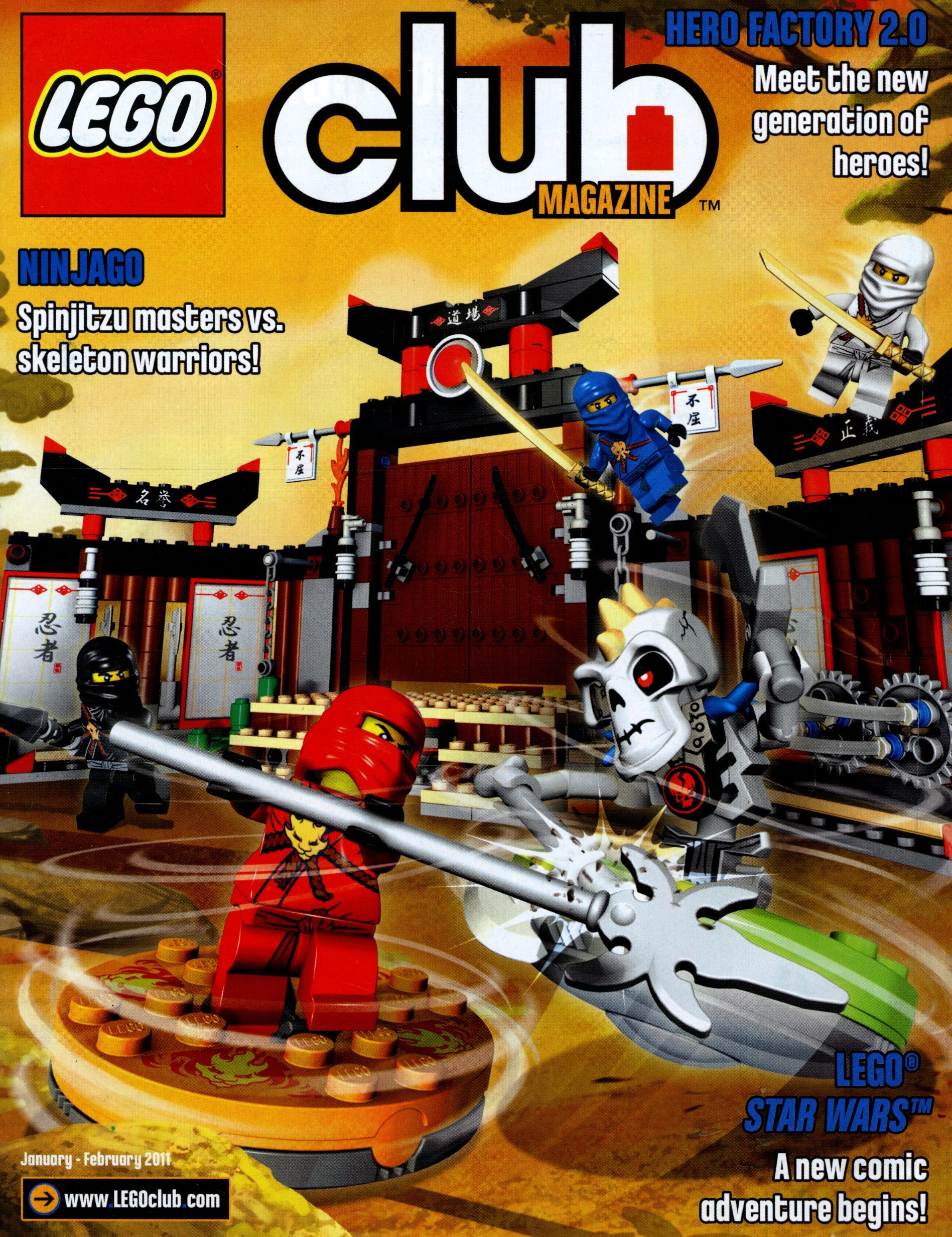 Lego Magazine And Print Custom Magazines
