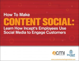 Incept - How to Make Content Social