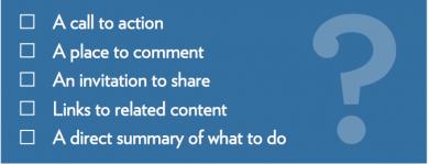 valuable-content-checklist