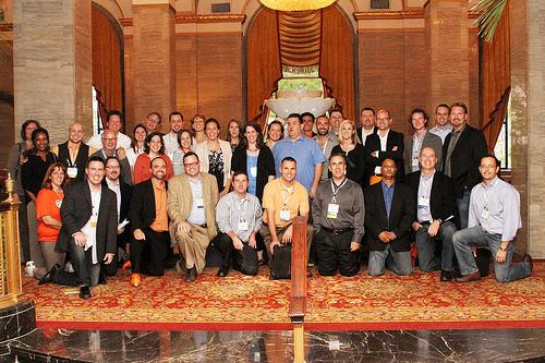 CMI Contributors at Content Marketing World