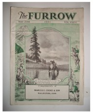The Furrow Magazine from John Deere - 1931