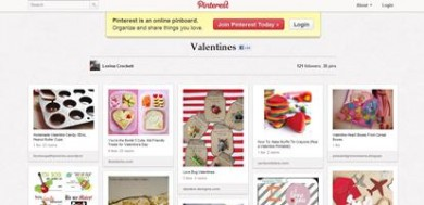 pinterest for content marketing?
