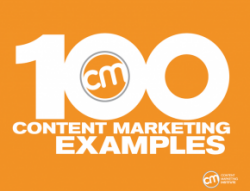 100 Inspirational, Educational, and Just-Plain-Cool Content Marketing Examples