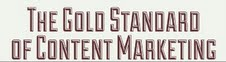 Gold standards of content marketing, CMI