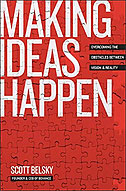 Belsky book, Making Ideas, CMI