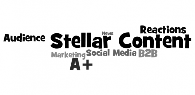 Stellar examples of B2B content, CMI