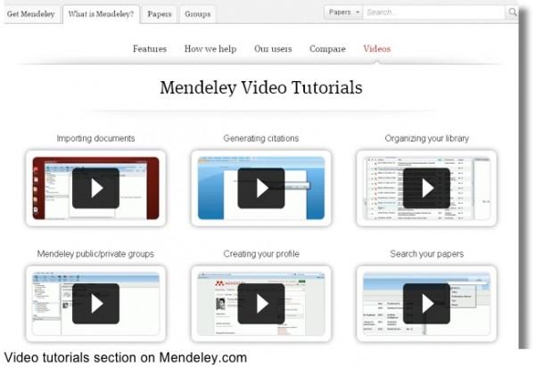 video tutorials, CMI