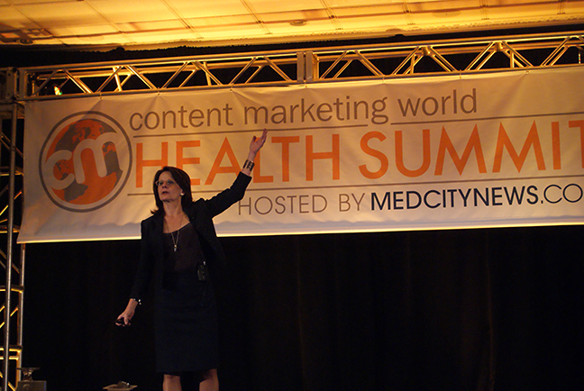 Best content marketing practices world health summit experts content marketing institute health summit margaret coughlin fandeluxe Images