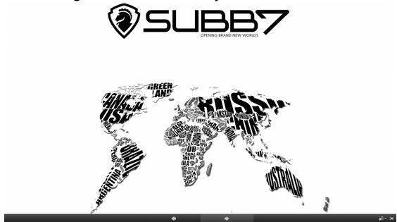 subb7 used prezi in its content strategy