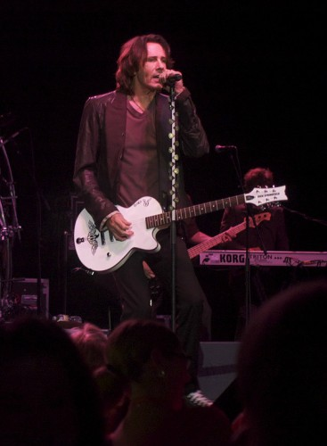 content marketing lessons from Rick Springfield.