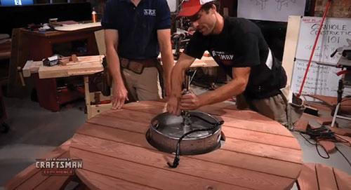 Craftsman tools - building demos