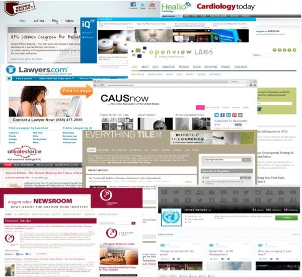 content curation examples