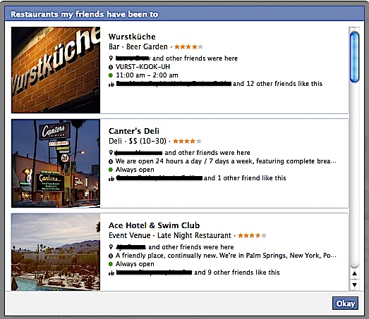 content marketing-graph search results