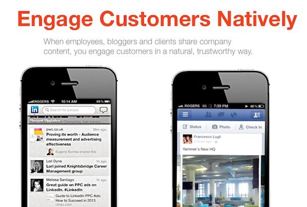 engage customers