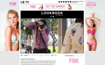 """Lookbook: The Series"""