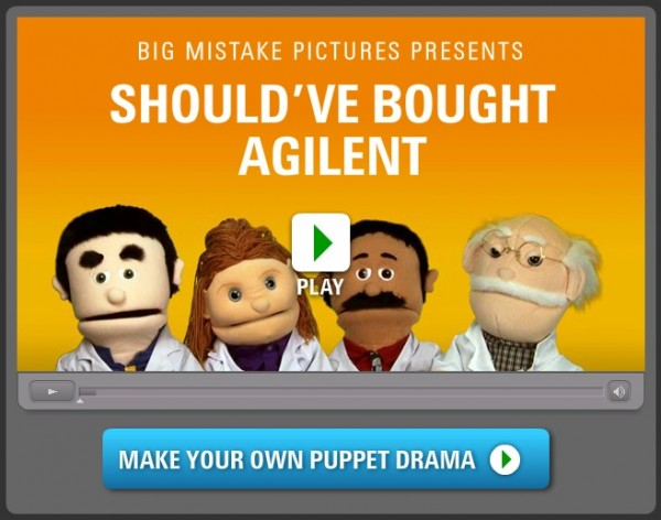 puppet chemistry
