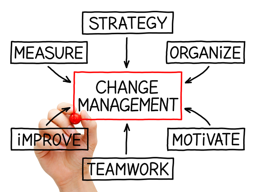 Change Management Flow Chart