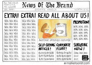 news of the brand