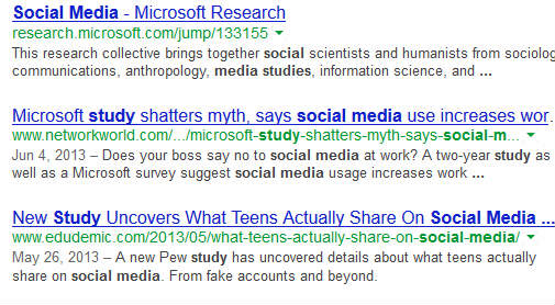 social research-google search strings