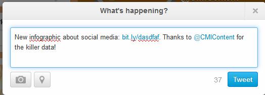 twitter-what's happening tweet