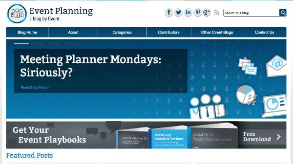 event planning-cvent