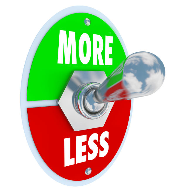 """Content Marketing Best Practices: Can """"Less"""" Provide More Value?"""