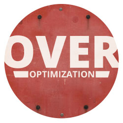 over optimization