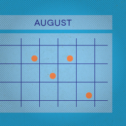 content calendar facilitation