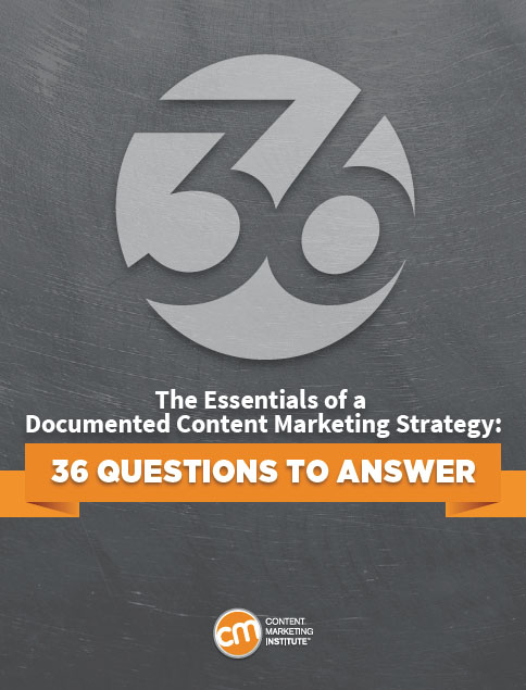 36 Content Marketing Questions to Answer