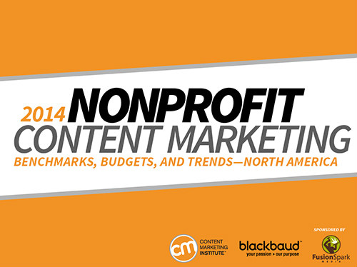 Nonprofit Content Marketing Research: Successes and Challenges