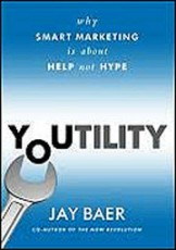 book cover-youtility