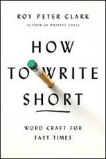 book cover-how to write short