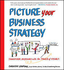 book cover-picture your business strategy