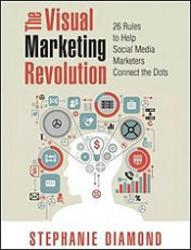 book cover-visual marketing revolution