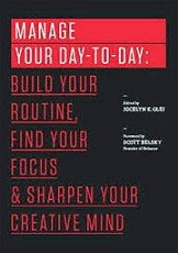 book cover-manage your day-to-day