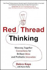 book cover-red thread thinking
