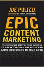 book cover-epic content marketing