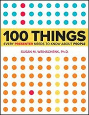 book cover-100 things