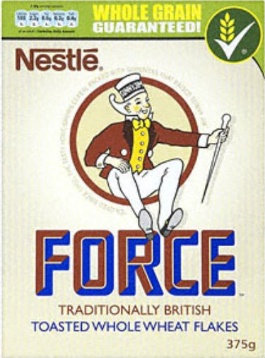 force cereal box