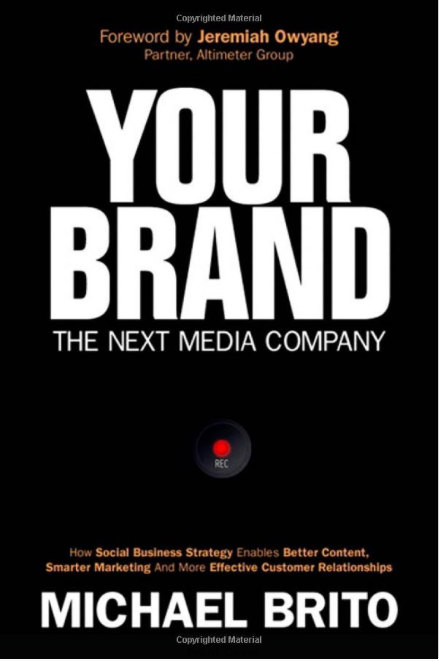 your brand-book cover
