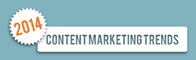 banner- 2014 content marketing trends