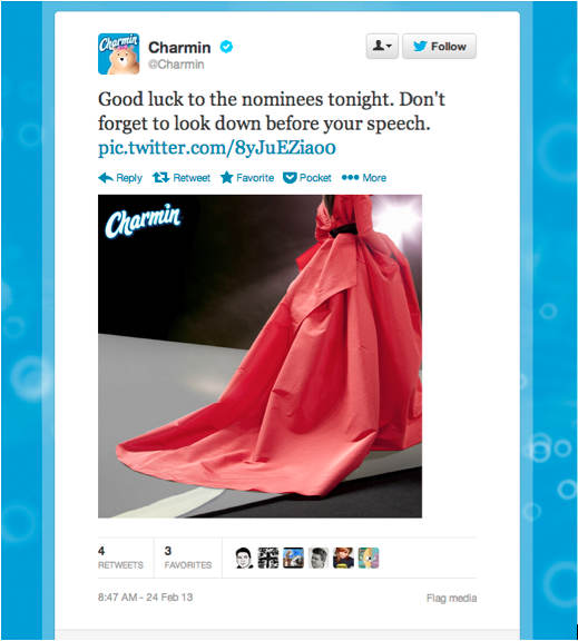 charmin tweet-dress-tp photo