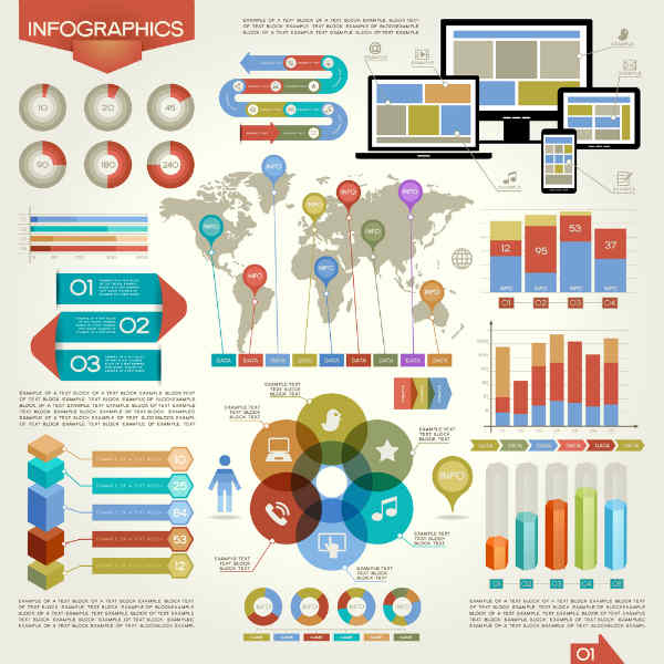 infographics-cluttered example