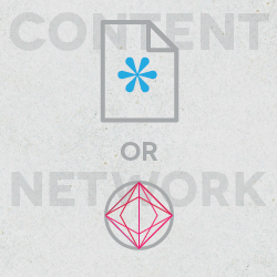 content or network
