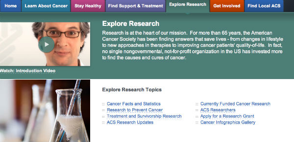 explore research-cancer facts