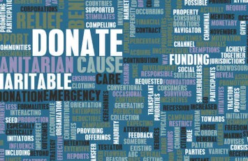 donate-cause-word cloud