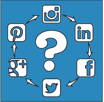 social sharing buttons-circle
