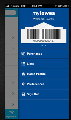 my lowes-purchase-preferences