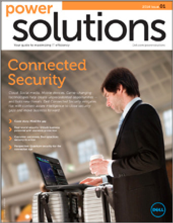 magazine cover-power solutions